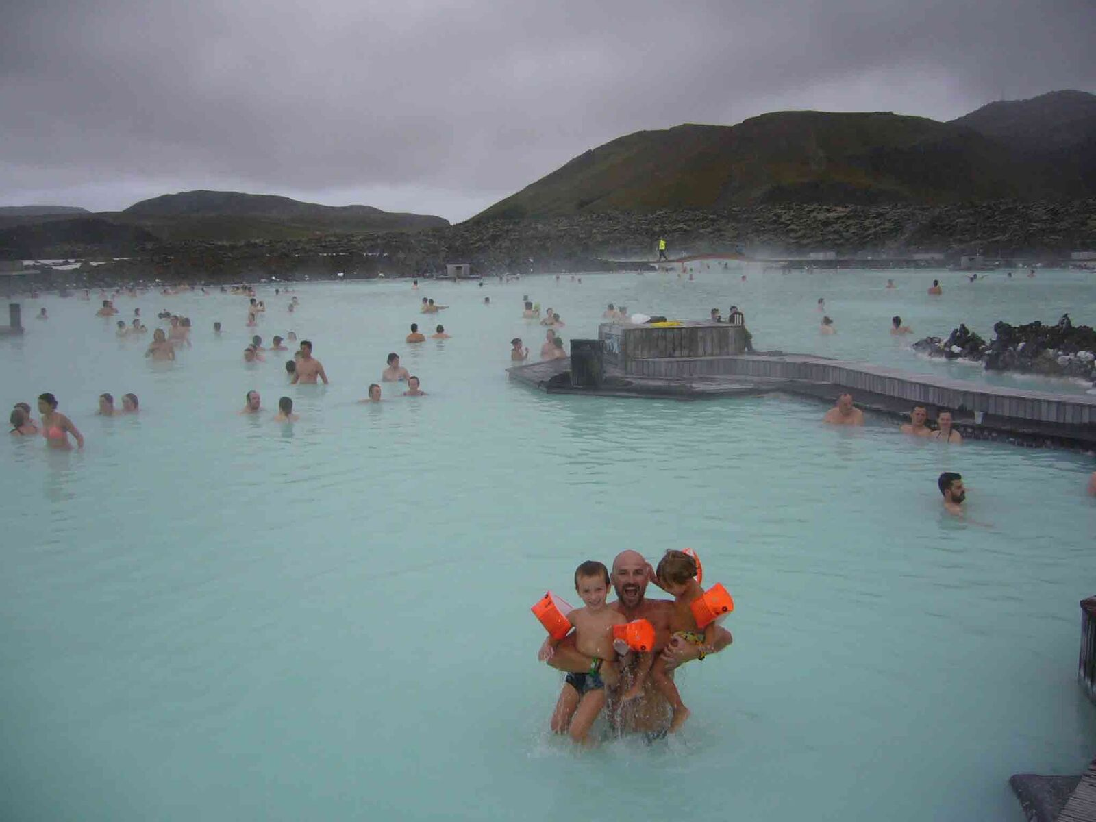 Islandia en familia