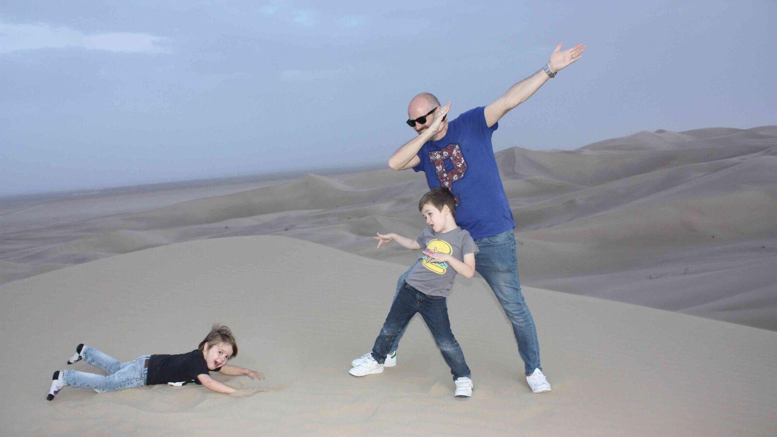 desierto varzaneh
